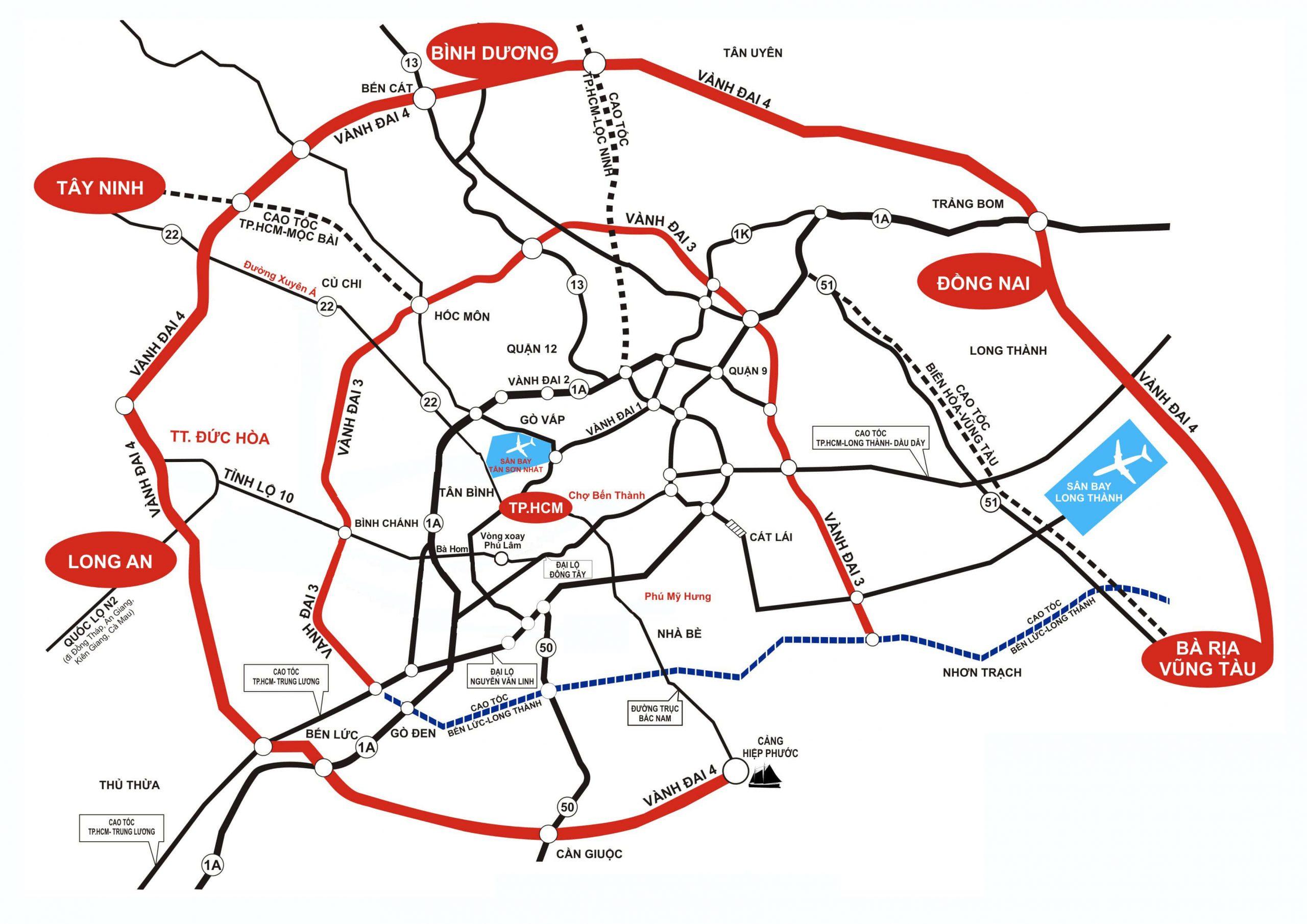 Tuyến đường Vành Đai 3